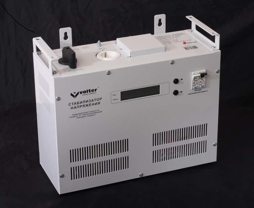 Однофазный стабилизатор Volter СНПТО-5,5